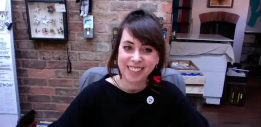 Sarah Coleman screenshot